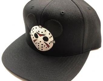 Mickey Voorhees - Black Snapback Hat