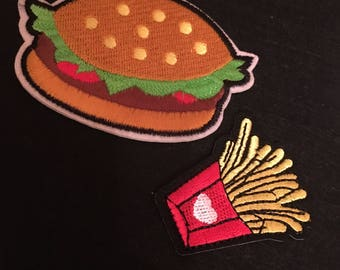 FastFood Patches