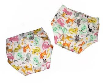 Baby bummies, baby shorties, baby shorts, baby bloomers, baby girl, baby gift, babyshower gift