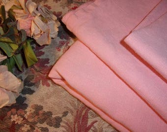 1 coupon of old linen dyed linen rustic creations