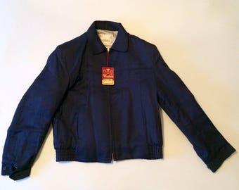 Wasbro New York Sportswear Vintage Jacket Wassner Sportswear MFG. Co.
