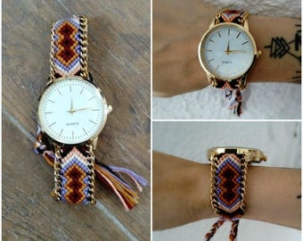 Brazilian wrist watch