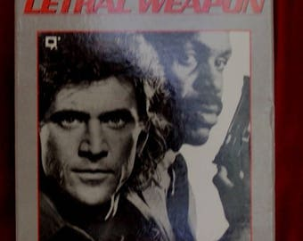 Lethal Weapon VHS / Mel Gibson, Danny Glover