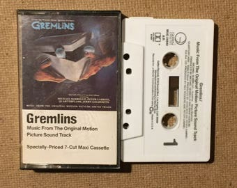 Gremlins : Soundtrack (Cassette Tape)