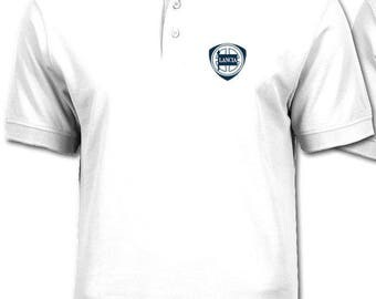 Lancia Polo Shirt 100% cotton delta integrale HF y rally world champion italia