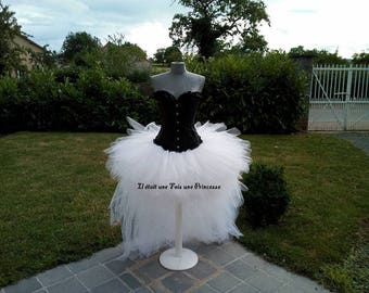 Tutu woman dress, evening dress