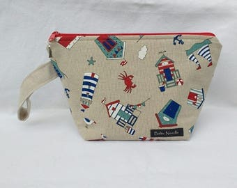 Small project bag - projectbag for your knitting and crafty things