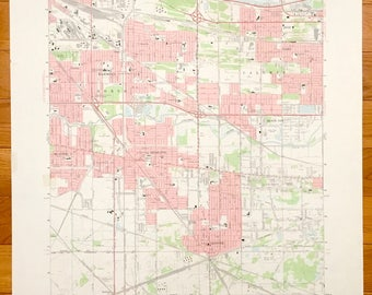 Chicago Location On The US Map Usa Map Chicago Chicago Map - Map of us chicago