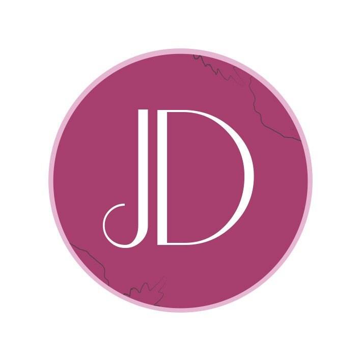 Branding kit logo design watercolor glitter beauty