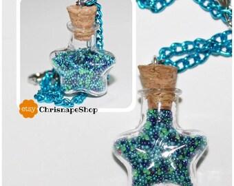 Lucky ' Stella ' glass bracelet (2 different pieces)