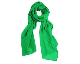 SCARVES   Green   FASHION Accessories   ALPHONSINA
