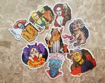 Weirdo Sticker Pack