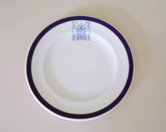 Ridgway Potteries Vitrock Hotelware The Perth Regiment Plate