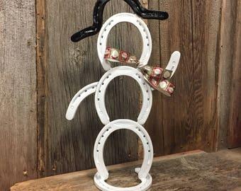 Horseshoe trivets for Horseshoe christmas art