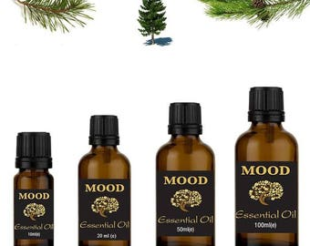 Pine needles essential oil natural aromatherapy essential oils