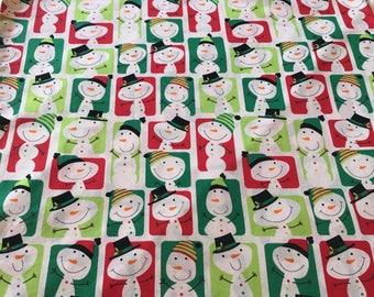 Christmas Pillowcase Standard Cotton Pillowcase....FREE SHIPPING