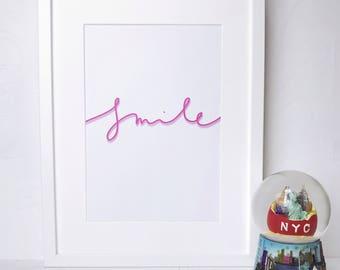 Just a Line - Smile Bright