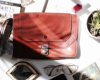 Vintage Leather Toiletry Bag, Vintage Makeup Bag, Leather Toiletry Bag Men, Mens Toiletry Bag, Leather Makeup Bag, Leather Make Up Bag