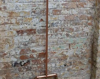 Copper Pipe Shower And Taps For Clare