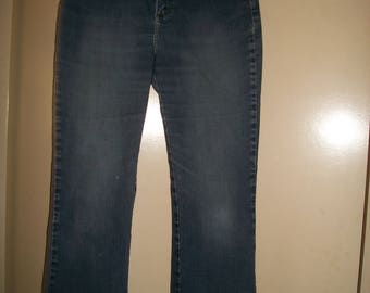 Vintage Lee Natural Bootcut Medium Wash Jeans Size 10S