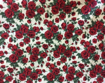 Popeline fabric from Liberty of London, Carline