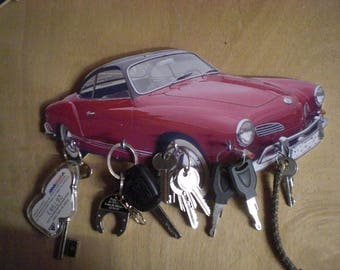 key wall vw karmann ghia / karlann ghia vw key hook