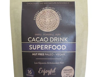 Raw Cacao Drink Mix Suuperfood