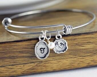 Personalized Jewelry - Engraved Gifts par luckyhorndesigns Etsy :: Acheter, vendre et vivre Handmade. - 웹