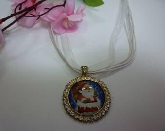 Santa clause pendant
