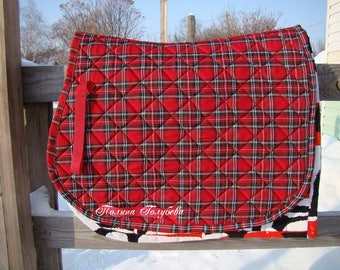 "Saddle pad ""Scotland"""