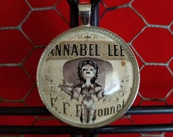 Pendant Necklace - Haunted Doll