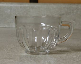 One Punch/Tea/Coffee/Snack Cup by Federal Glass FEG83