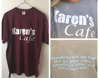 One Tree Hill Karen's Cafe Sweatshirt