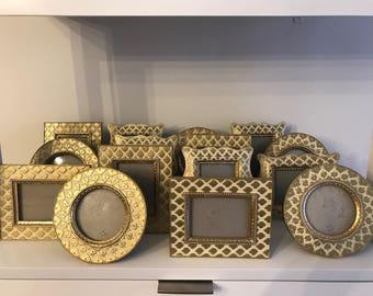 Picture Frame Set - 15 Frames
