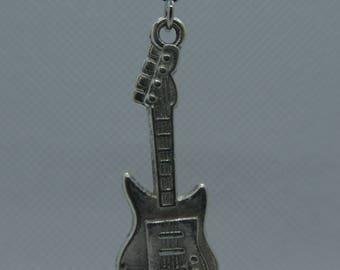Earrings Guitar