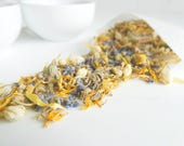 Bath Tea,Herbal bath,Gifts for 10,Natural Skin Care,Gift for friend,Birthday gift,Vegan Skincare,Bath Soak,Gift for New Mum,Flower Bath,BB2