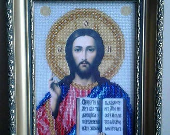 "The Icon ""Jesus Christ"""