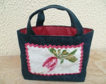 Cute little bag for going to market!