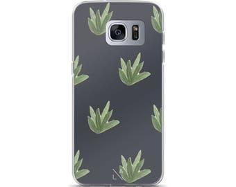 Blue Agave Samsung Galaxy S7, Galaxy S7 Edge, Galaxy S8, Galaxy S8+ Phone Case