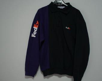 Vintage FedEx Sweatshirts size. L