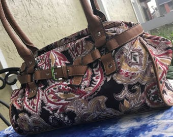 Re-Trippy Slouch Purse