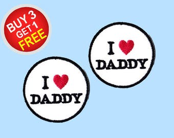 Gifts For Father Patches Patch Embroidered Patch Patches For Jackets