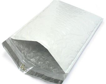 "10 (Poly) 5""x10"" Bubble Mailers Padded Envelopes"