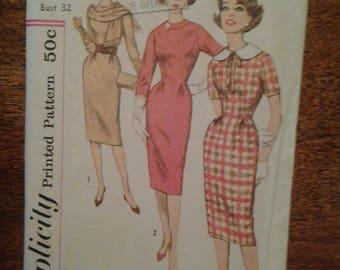 Simplicity 3065  Vintage misses size 12