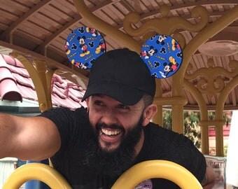 INTERCHANGEABLE Classic Mickey Ears