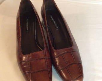 Sesto Meucci signed Italian shoes