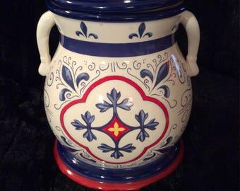 Nonni's Vintage Biscotti Jar