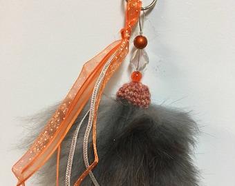 Keychain or GRI-GRI orange