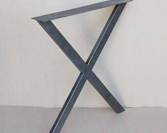 Dining Table X Leg