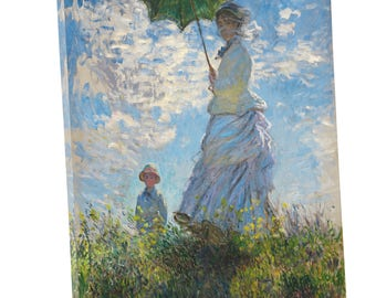 Monet Painting reproduction